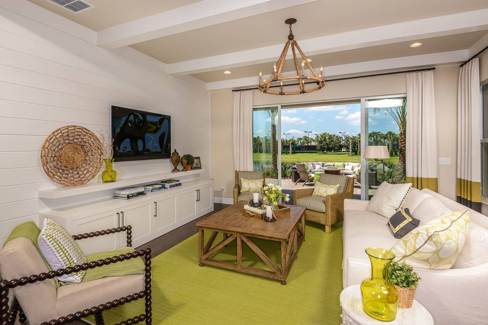 Living Area featured in the Genova By GL Homes in Tampa-St. Petersburg, FL