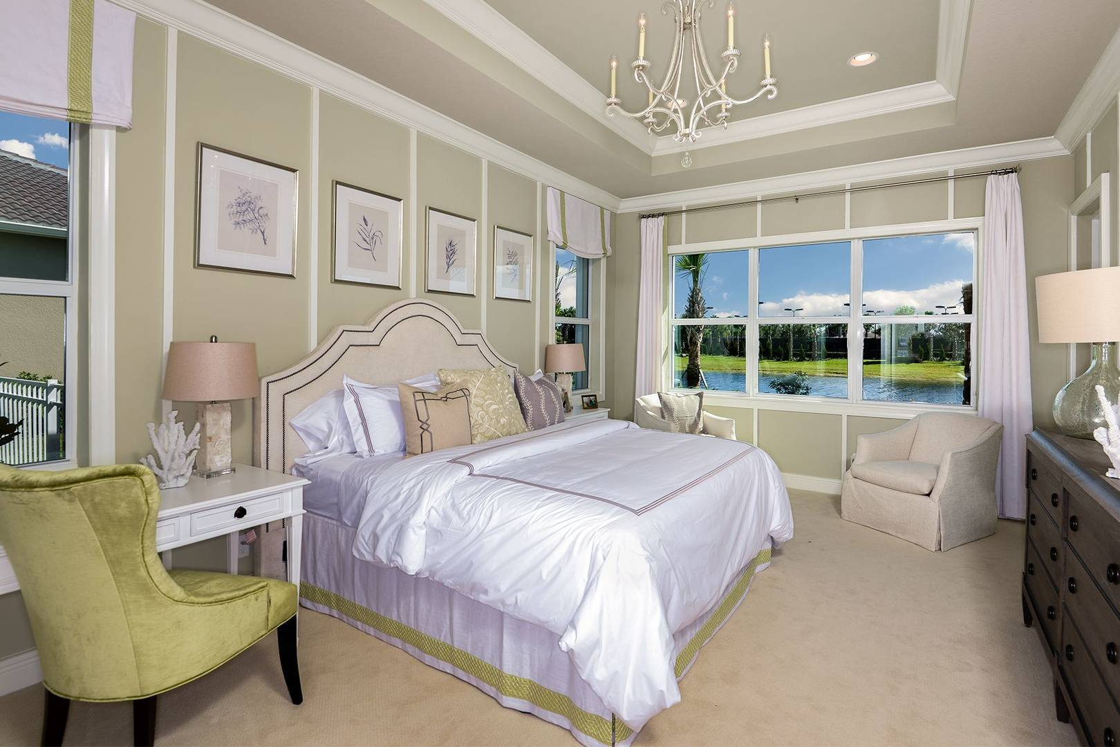 Bedroom featured in the Genova By GL Homes in Tampa-St. Petersburg, FL