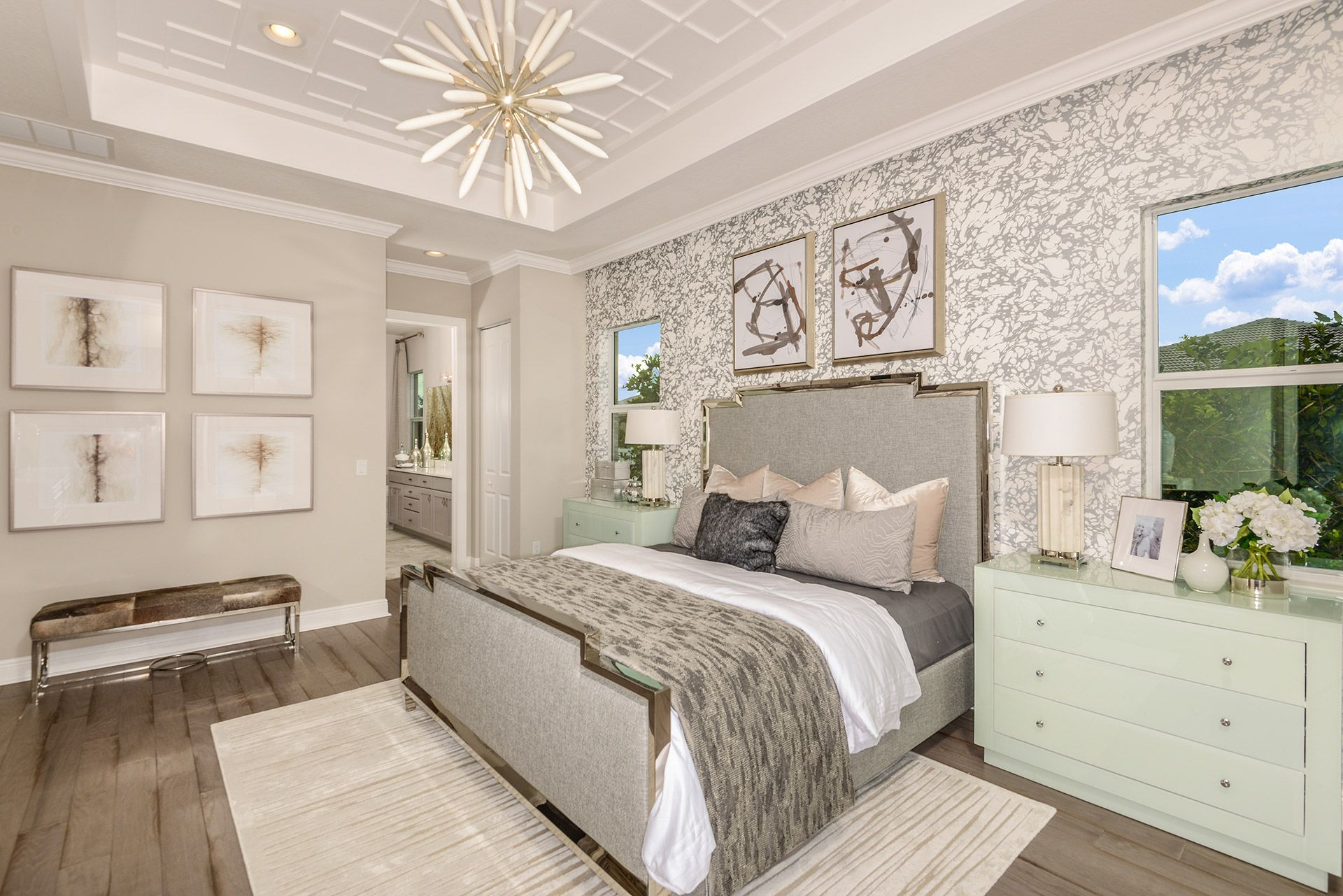 Bedroom featured in the Aruba By GL Homes in Tampa-St. Petersburg, FL