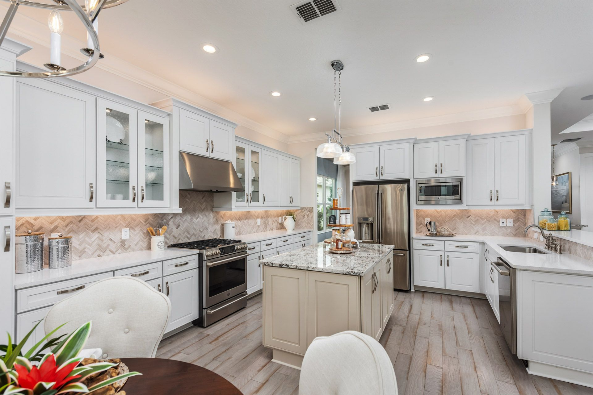 Kitchen featured in the Carlyle By GL Homes in Tampa-St. Petersburg, FL