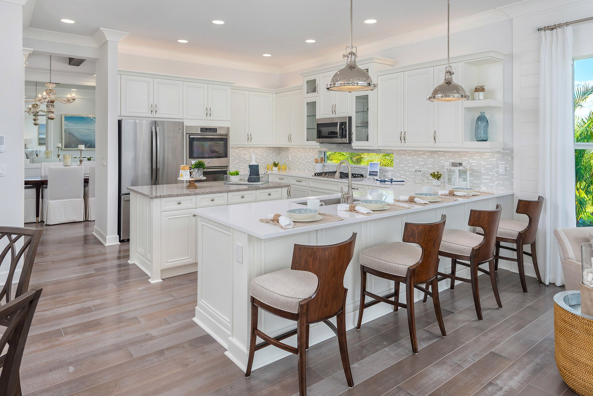 Kitchen featured in the Charleston Grande By GL Homes in Tampa-St. Petersburg, FL