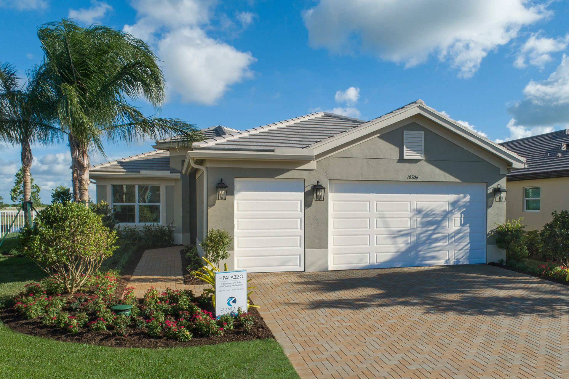 Exterior featured in the Palazzo By GL Homes in Martin-St. Lucie-Okeechobee Counties, FL