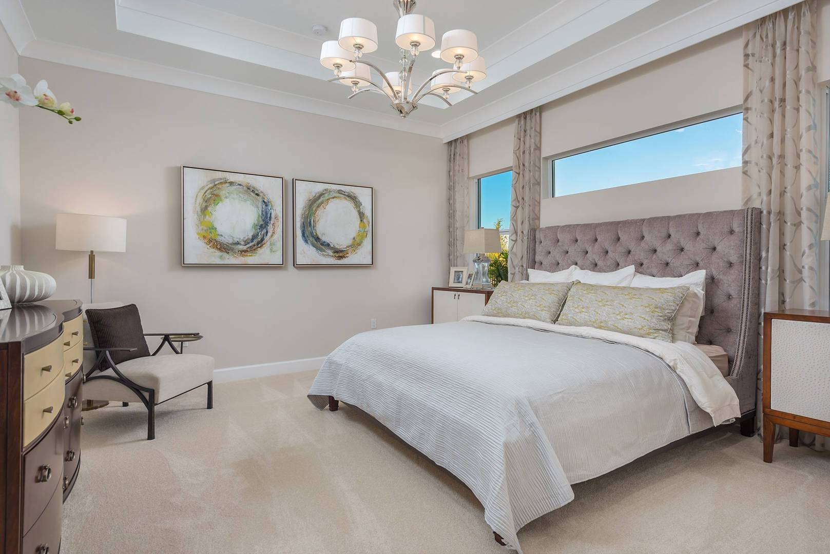 Bedroom featured in the Sierra By GL Homes in Tampa-St. Petersburg, FL