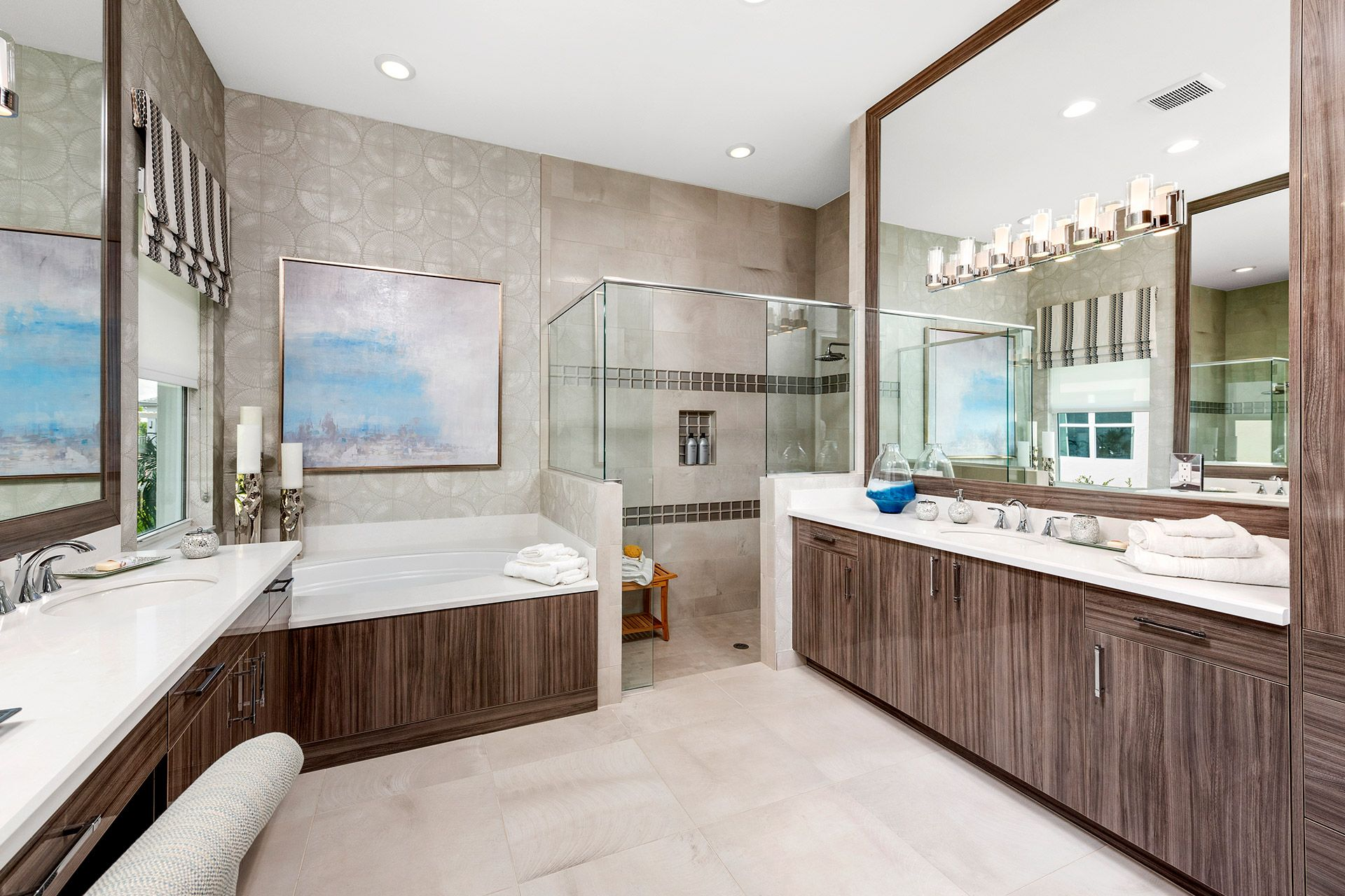 Bathroom featured in the Carlyle By GL Homes in Palm Beach County, FL