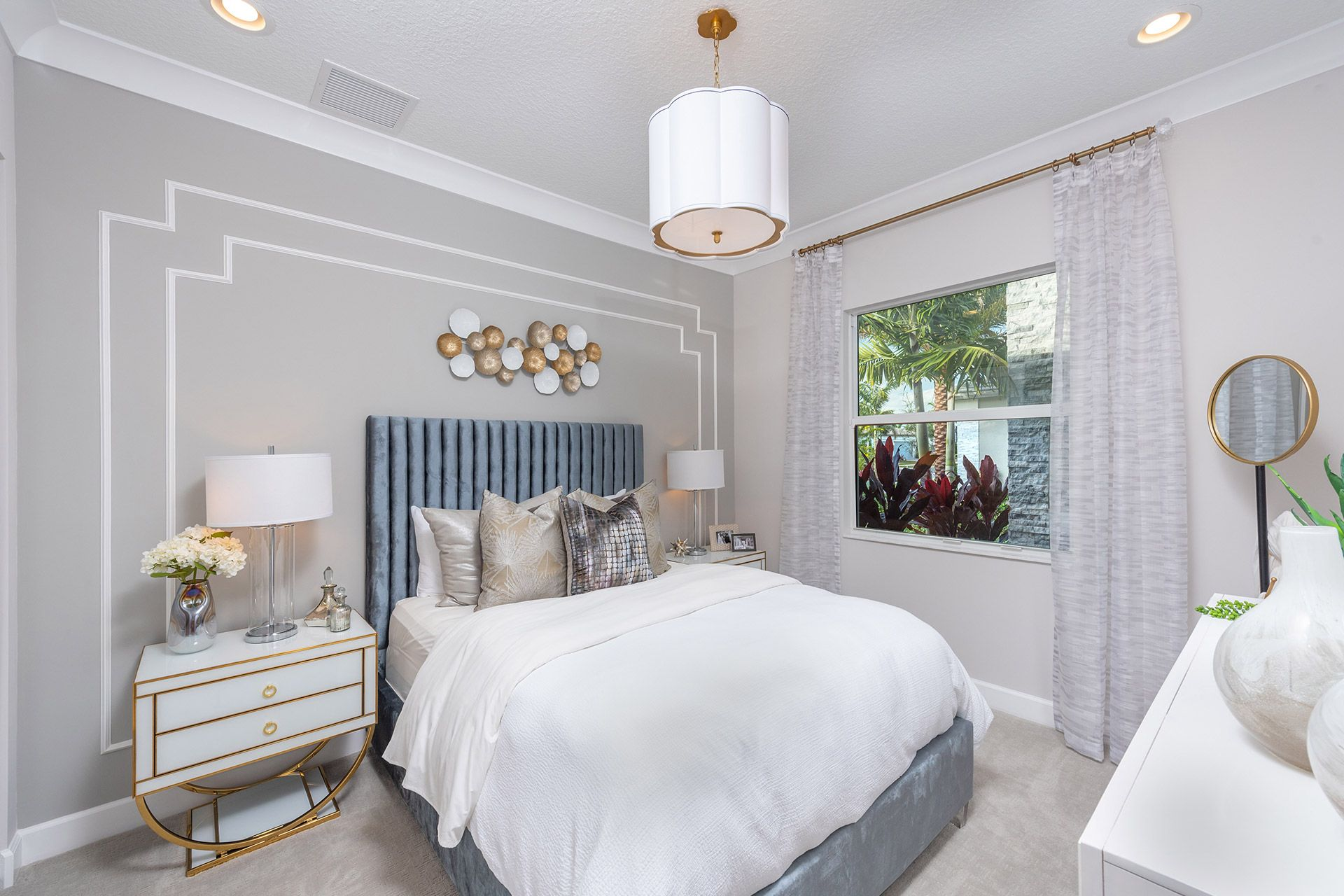 Bedroom featured in the Vienna By GL Homes in Palm Beach County, FL