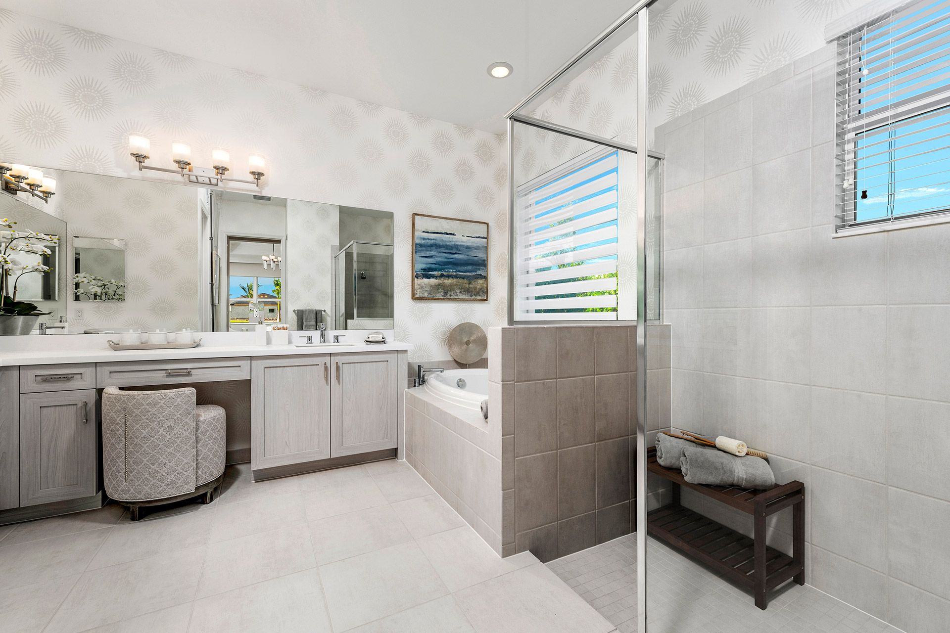 Bathroom featured in the Cabernet By GL Homes in Palm Beach County, FL
