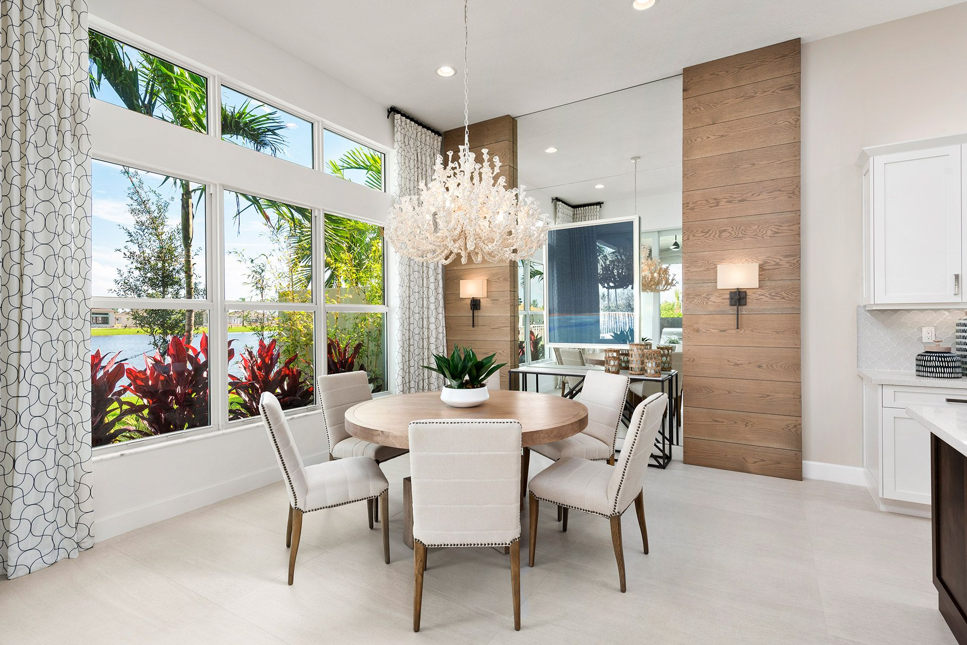 Kitchen featured in the Aruba By GL Homes in Palm Beach County, FL
