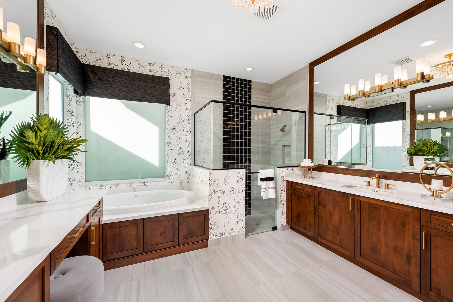 Bathroom featured in the Bimini By GL Homes in Palm Beach County, FL