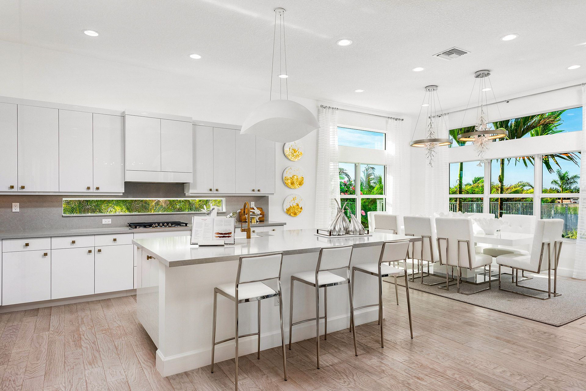 Kitchen featured in the Alexandra Grande By GL Homes in Palm Beach County, FL