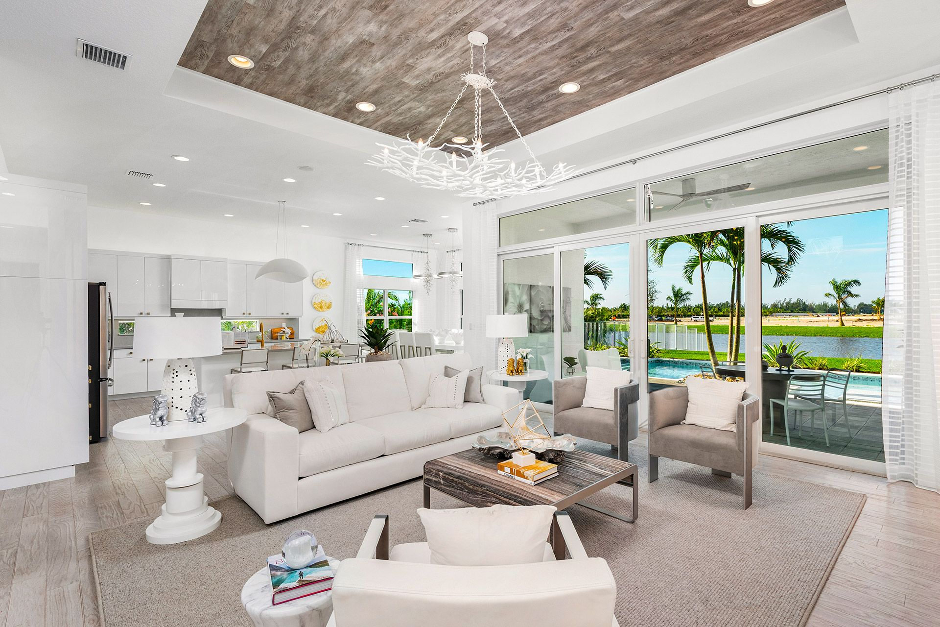 Living Area featured in the Alexandra Grande By GL Homes in Palm Beach County, FL