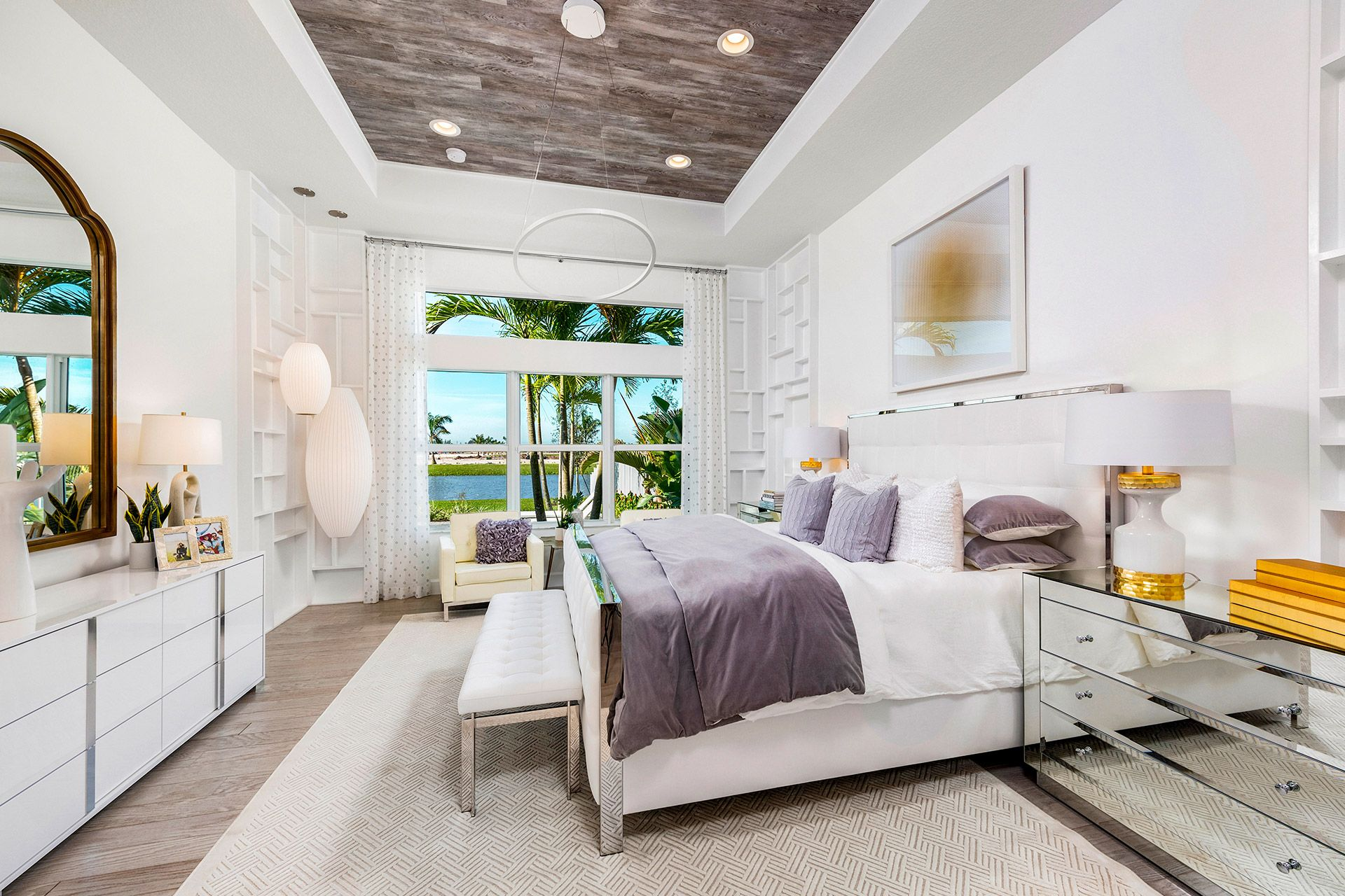 Bedroom featured in the Alexandra Grande By GL Homes in Palm Beach County, FL