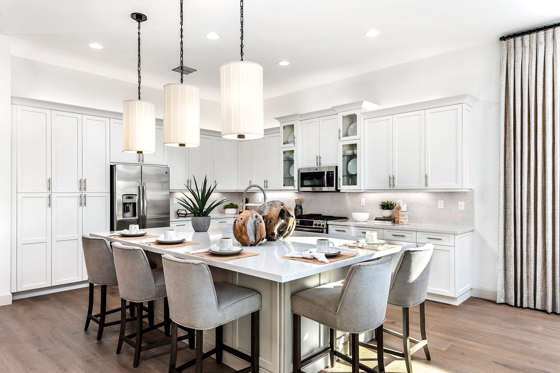 Kitchen featured in the Jade By GL Homes in Palm Beach County, FL
