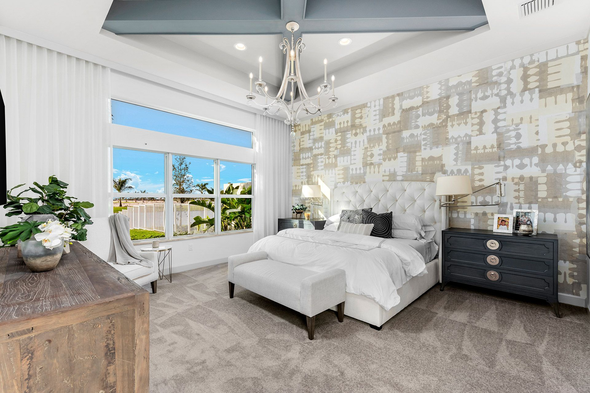 Bedroom featured in the Jade By GL Homes in Palm Beach County, FL
