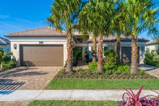 Napa - Valencia Sound: Boynton Beach, Florida - GL Homes