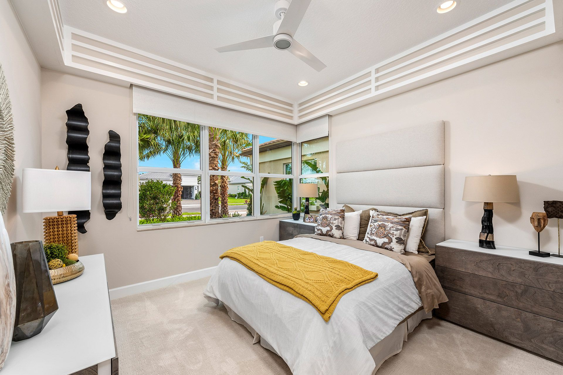 Bedroom featured in the Napa By GL Homes in Palm Beach County, FL