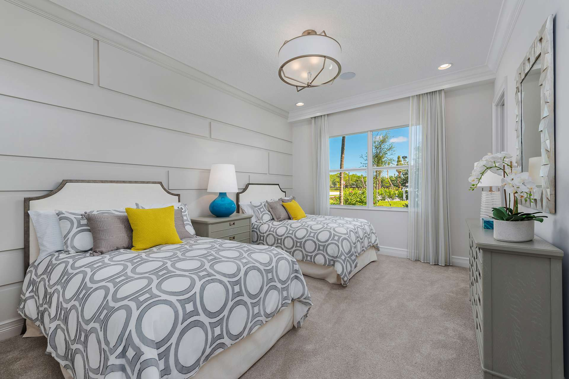 Bedroom featured in the Sonoma By GL Homes in Palm Beach County, FL