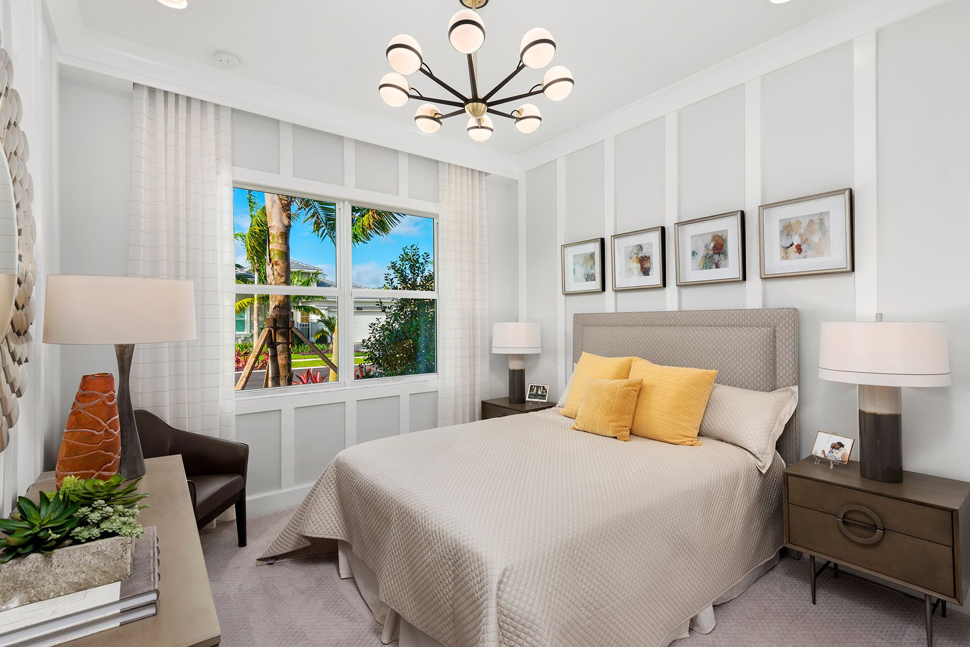 Bedroom featured in the Isabella By GL Homes in Tampa-St. Petersburg, FL