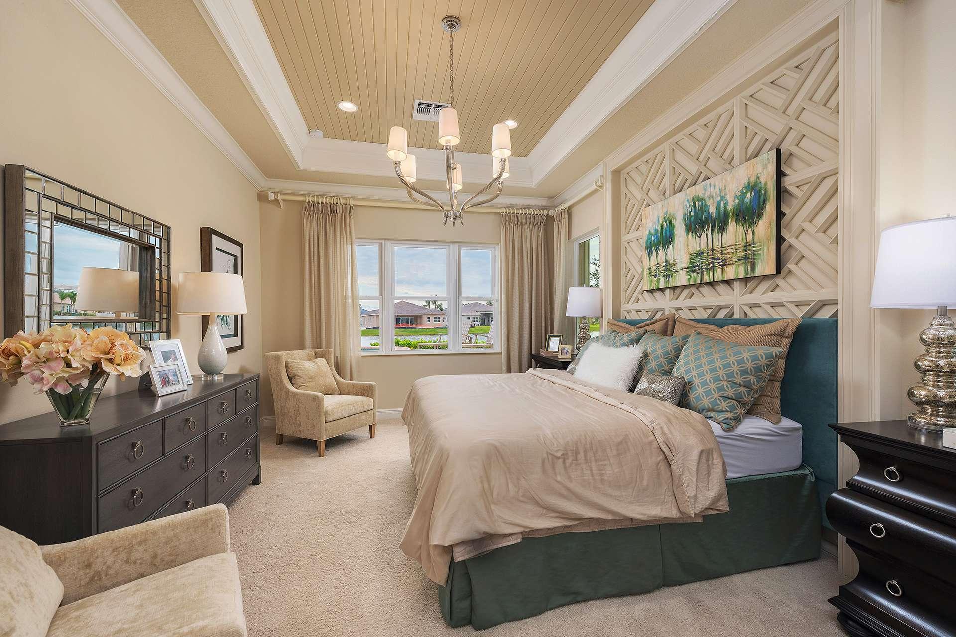 Bedroom featured in the Cedar By GL Homes in Tampa-St. Petersburg, FL