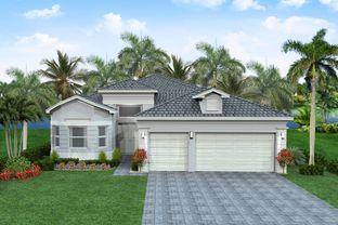 Piazza - Valencia Sound: Boynton Beach, Florida - GL Homes