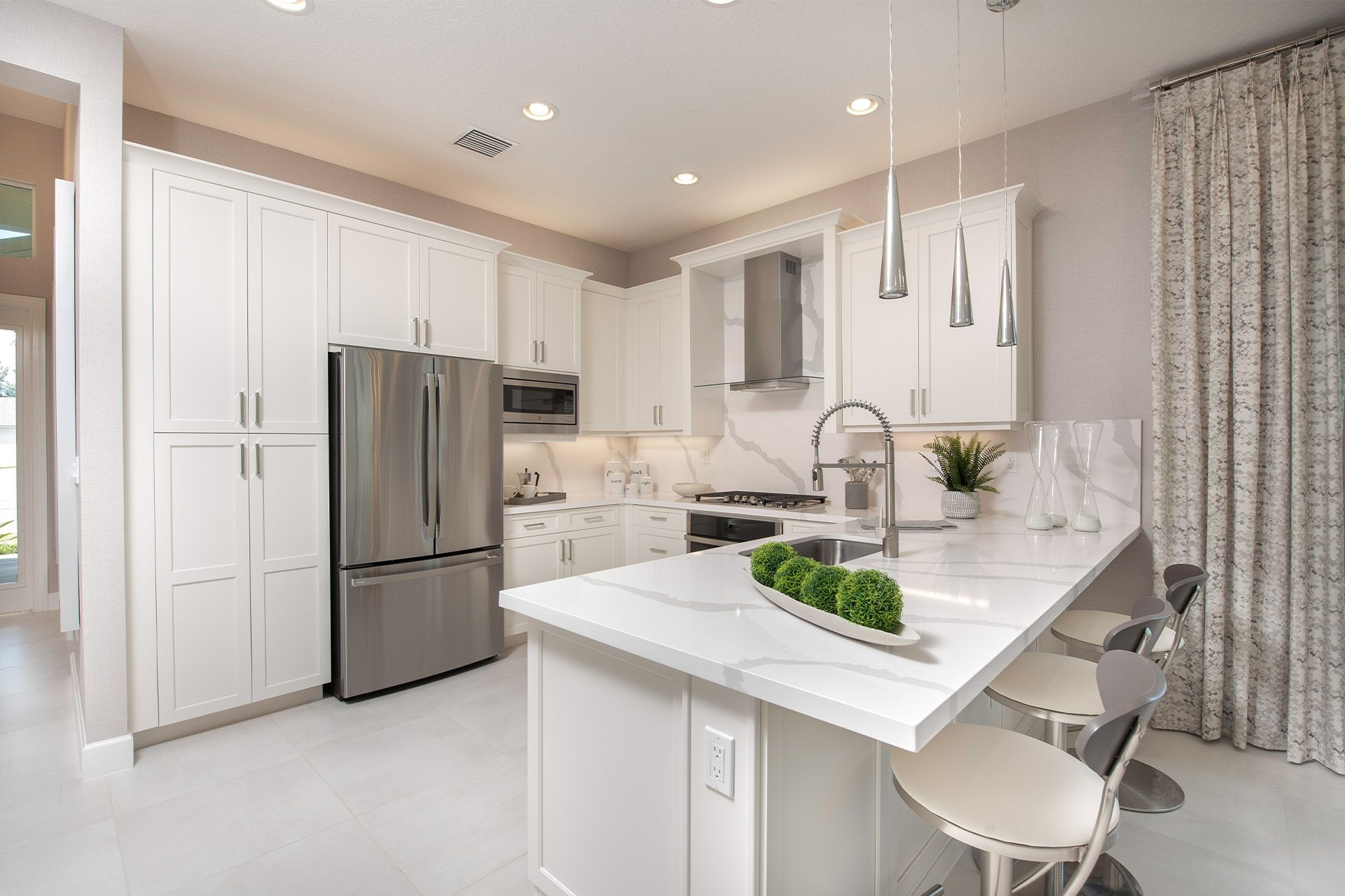 Kitchen featured in the Diamond By GL Homes in Palm Beach County, FL