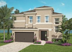 Elena - Winding Ridge: Wesley Chapel, Florida - GL Homes