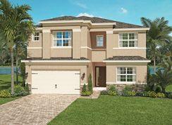 Carolina - Winding Ridge: Wesley Chapel, Florida - GL Homes