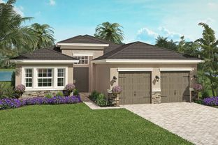 Landon - Winding Ridge: Wesley Chapel, Florida - GL Homes