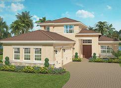 Mason - Winding Ridge: Wesley Chapel, Florida - GL Homes