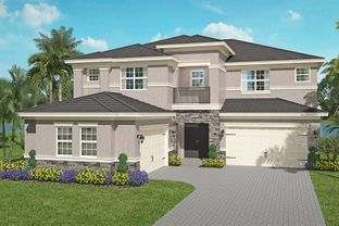Garnet - Winding Ridge: Wesley Chapel, Florida - GL Homes