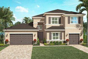 Topaz - Winding Ridge: Wesley Chapel, Florida - GL Homes