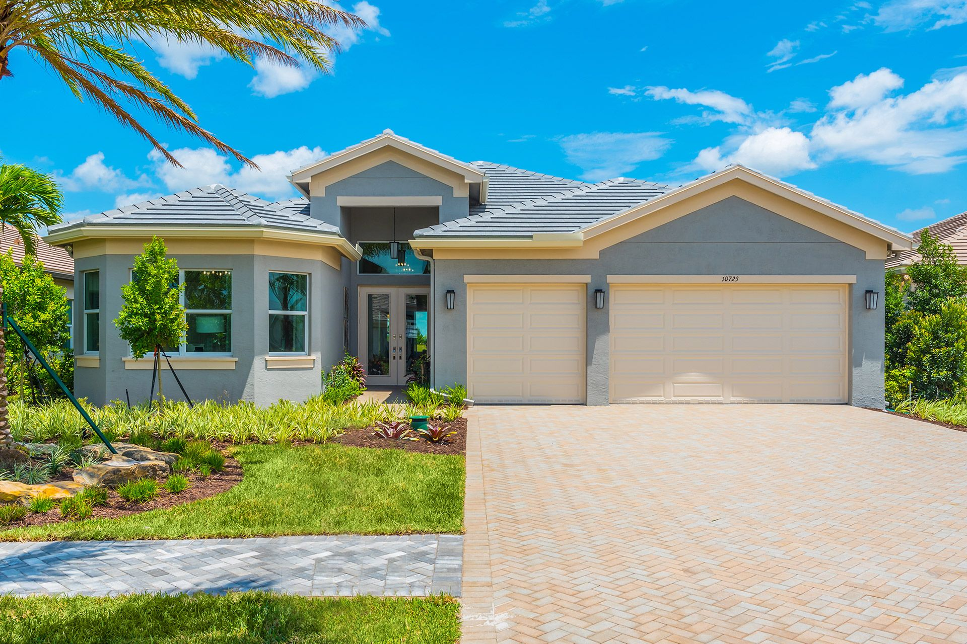 Exterior featured in the Julia By GL Homes in Martin-St. Lucie-Okeechobee Counties, FL