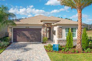 Amelia - Winding Ridge: Wesley Chapel, Florida - GL Homes