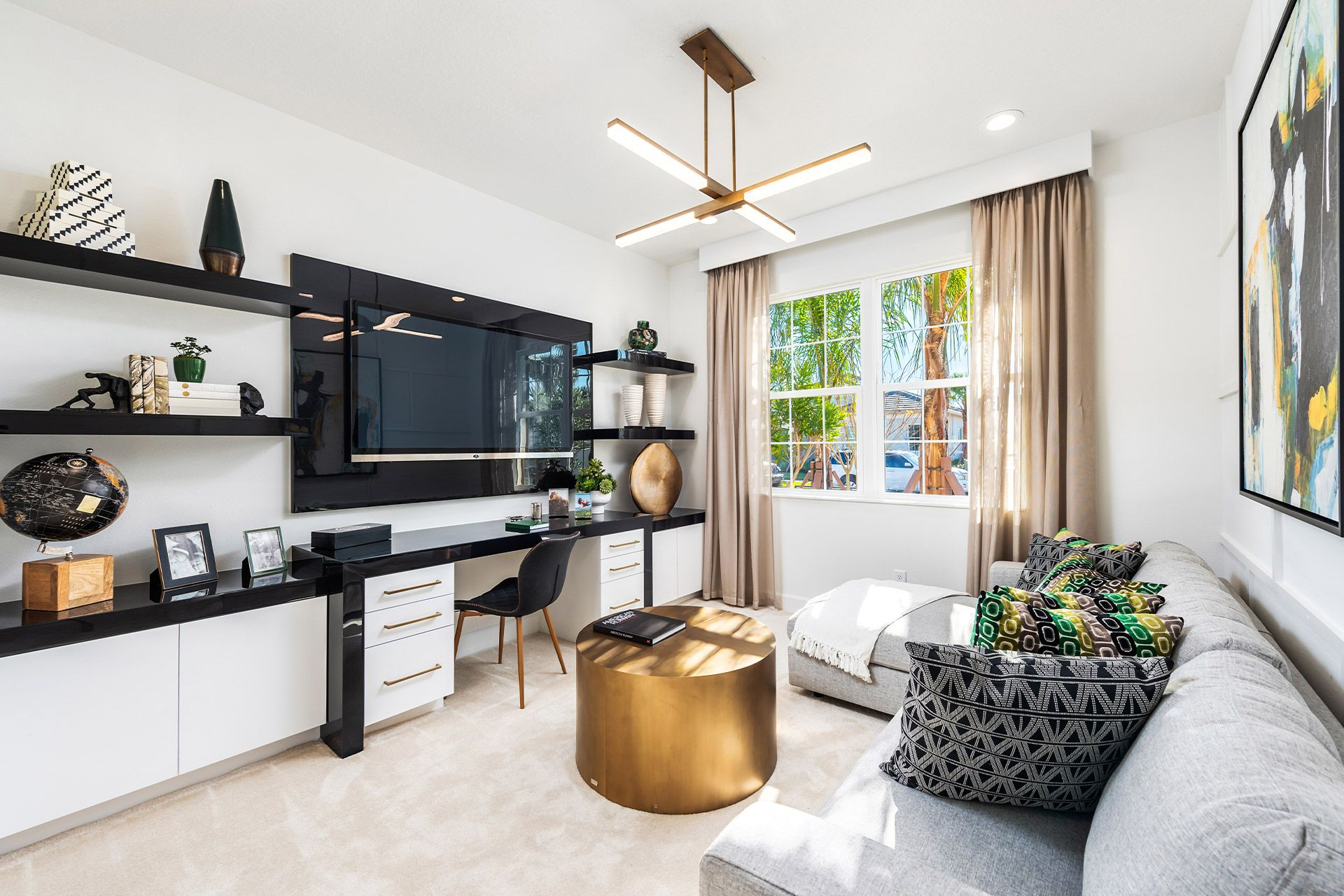 Living Area featured in the Diana By GL Homes in Tampa-St. Petersburg, FL
