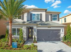 Alexia - Winding Ridge: Wesley Chapel, Florida - GL Homes
