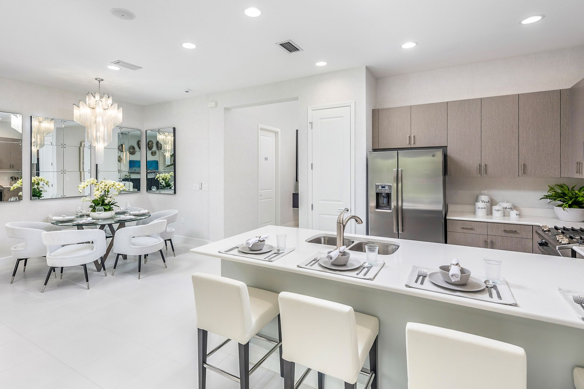 Living Area featured in the Flamingo By GL Homes in Naples, FL