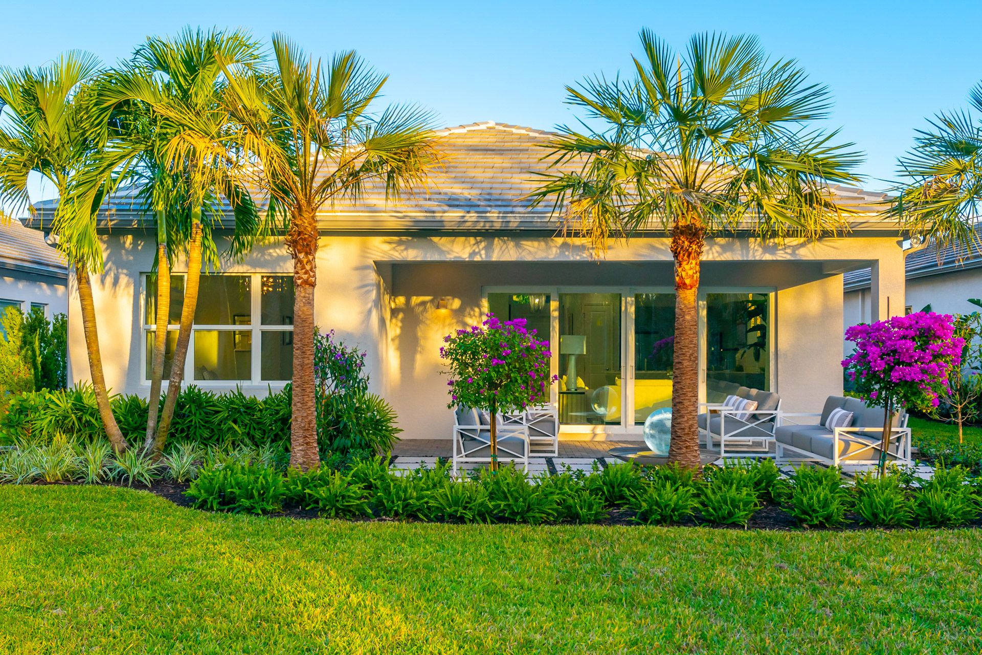 Exterior featured in the Flamingo By GL Homes in Naples, FL