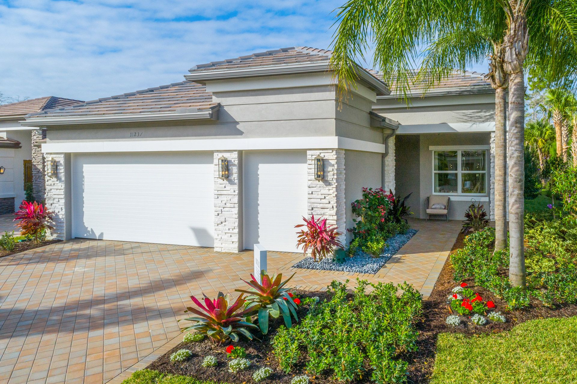 Exterior featured in the Nautilus By GL Homes in Naples, FL