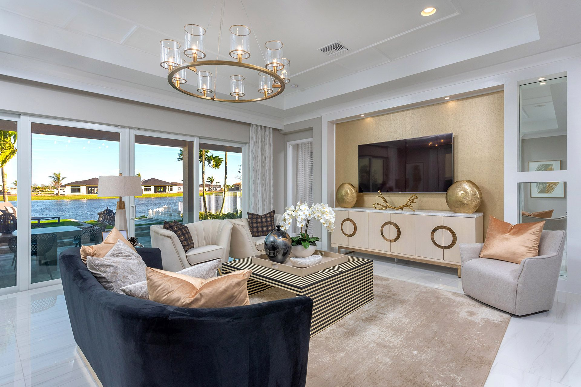 Living Area featured in the Coral By GL Homes in Naples, FL
