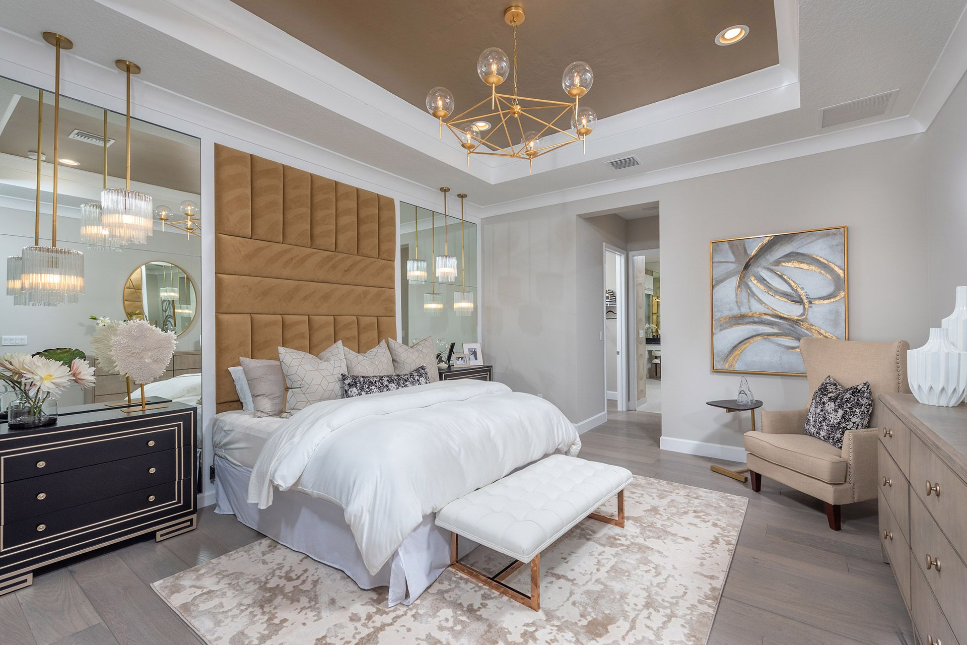 Bedroom featured in the Coral By GL Homes in Naples, FL
