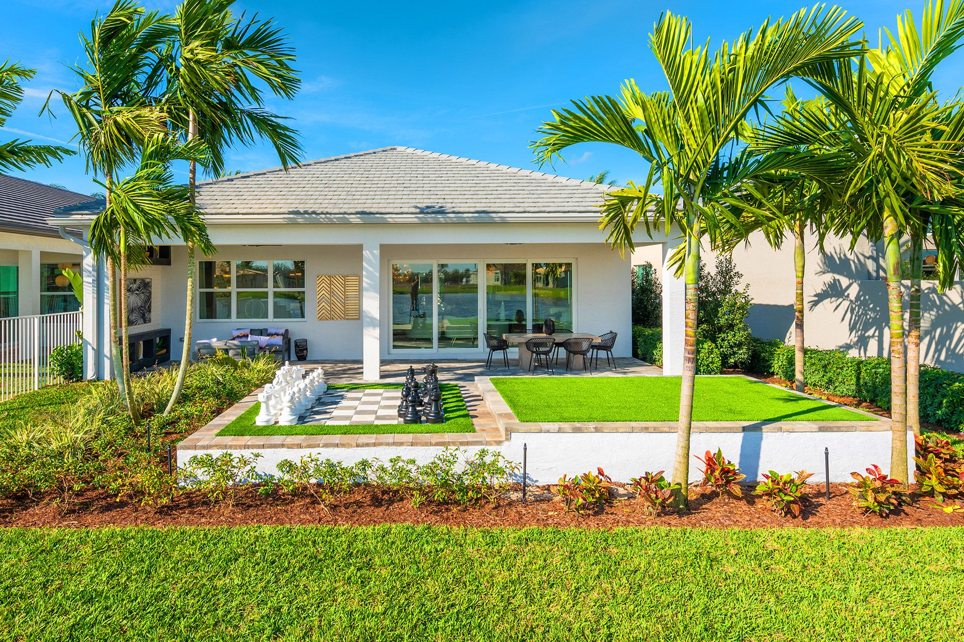 Exterior featured in the Coral By GL Homes in Naples, FL