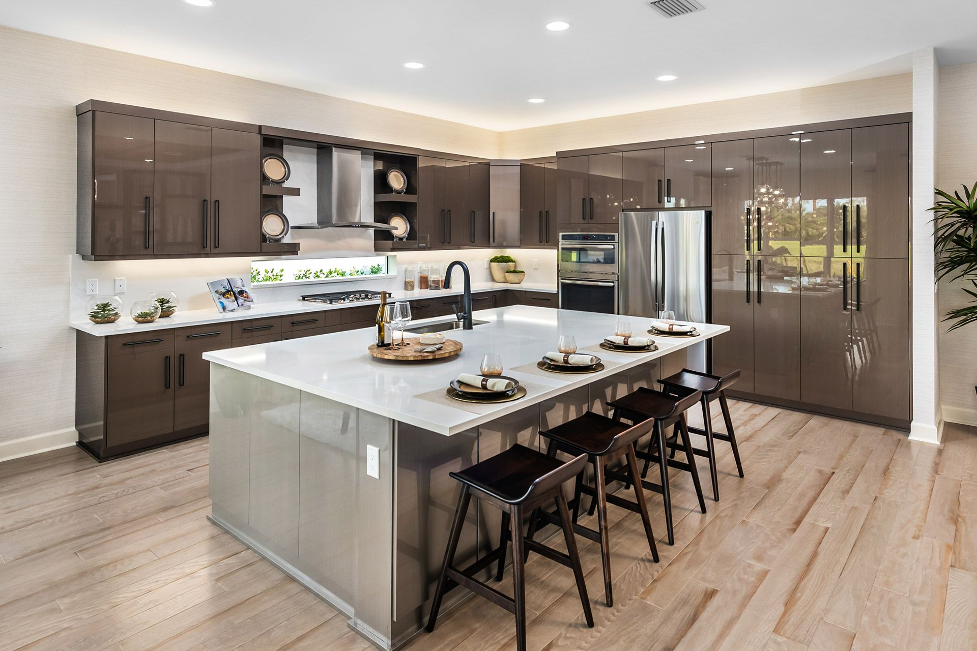 Kitchen featured in the Seabreeze By GL Homes in Naples, FL