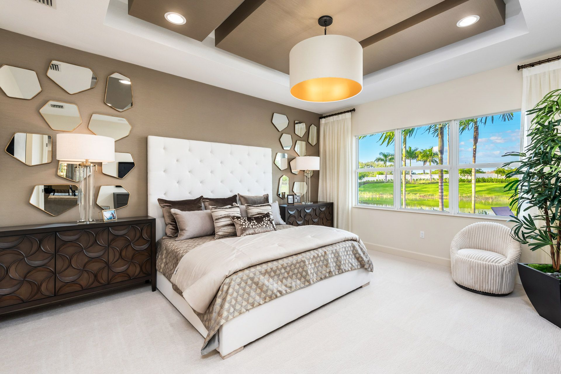 Bedroom featured in the Seabreeze By GL Homes in Naples, FL