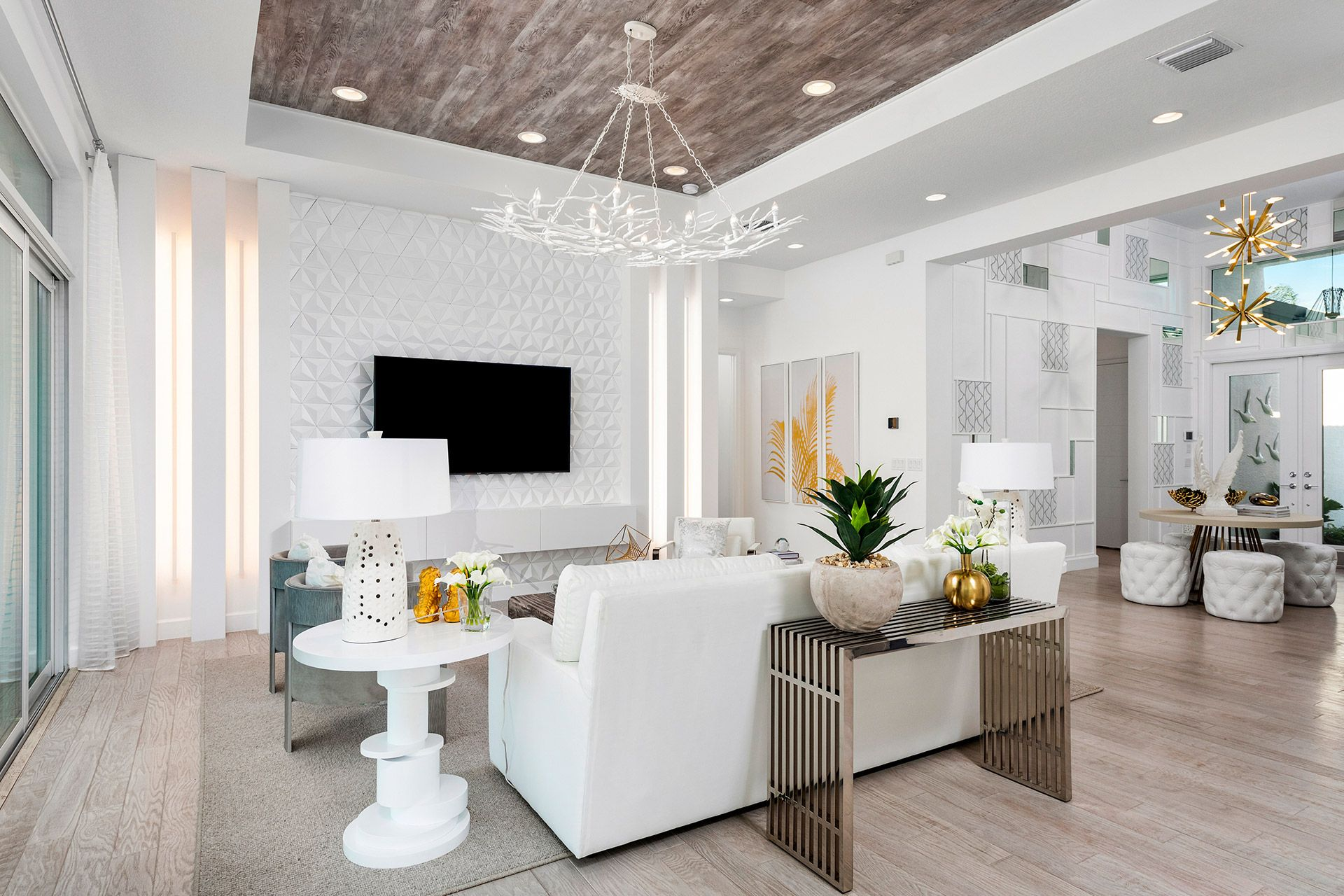 Living Area featured in the Oceana By GL Homes in Naples, FL
