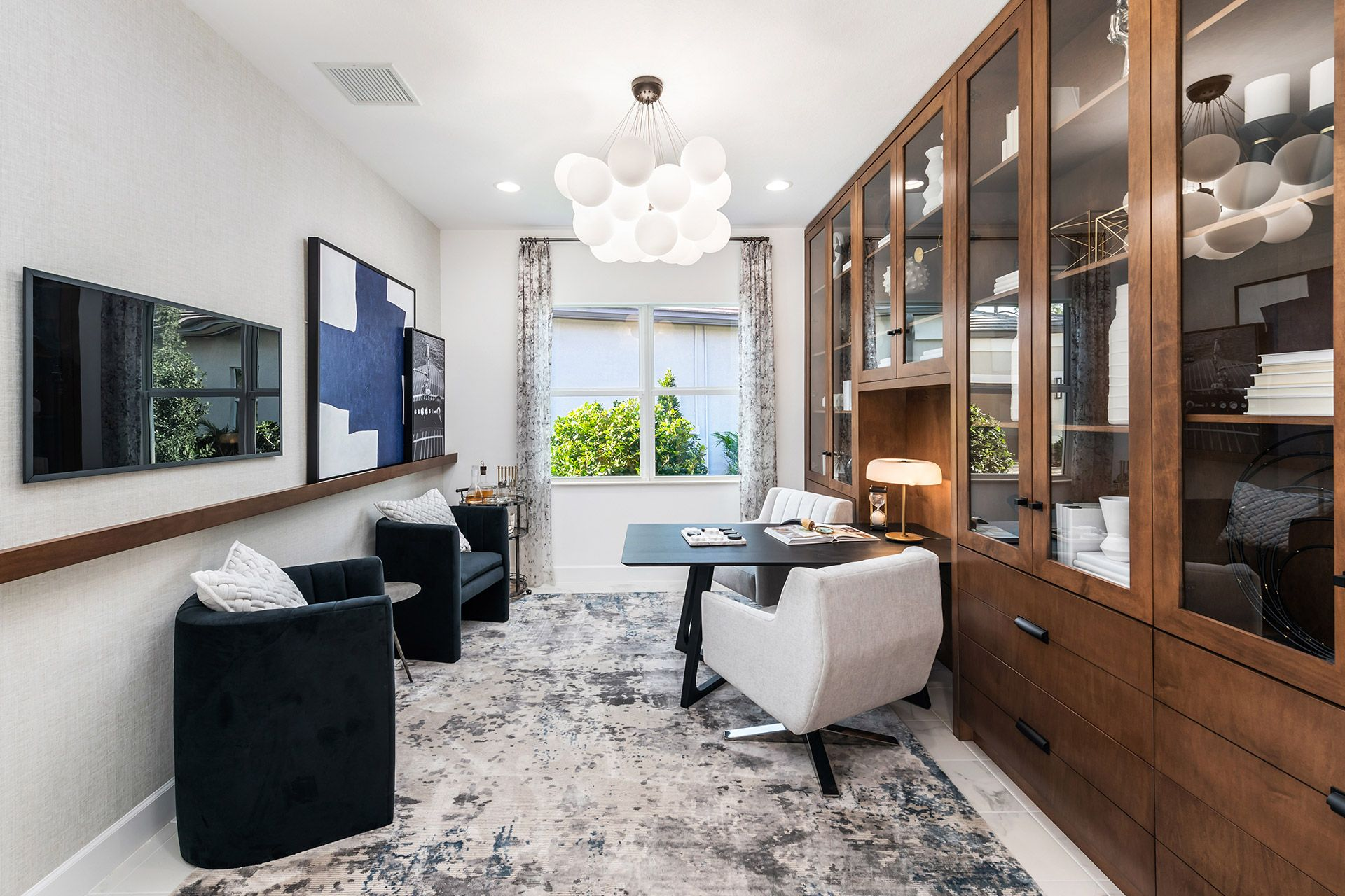 Living Area featured in the Marina By GL Homes in Naples, FL