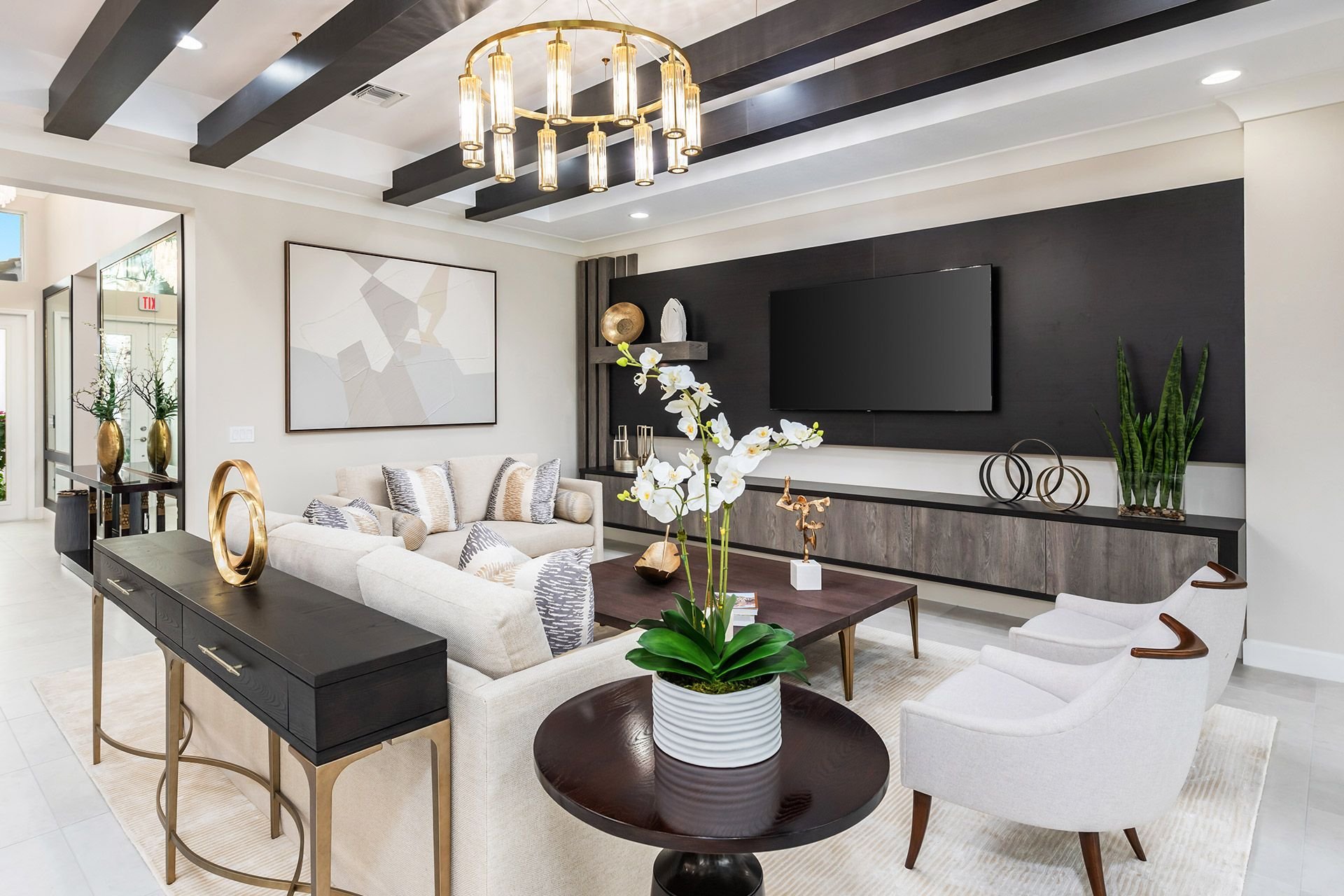 Living Area featured in the Sunrise By GL Homes in Naples, FL