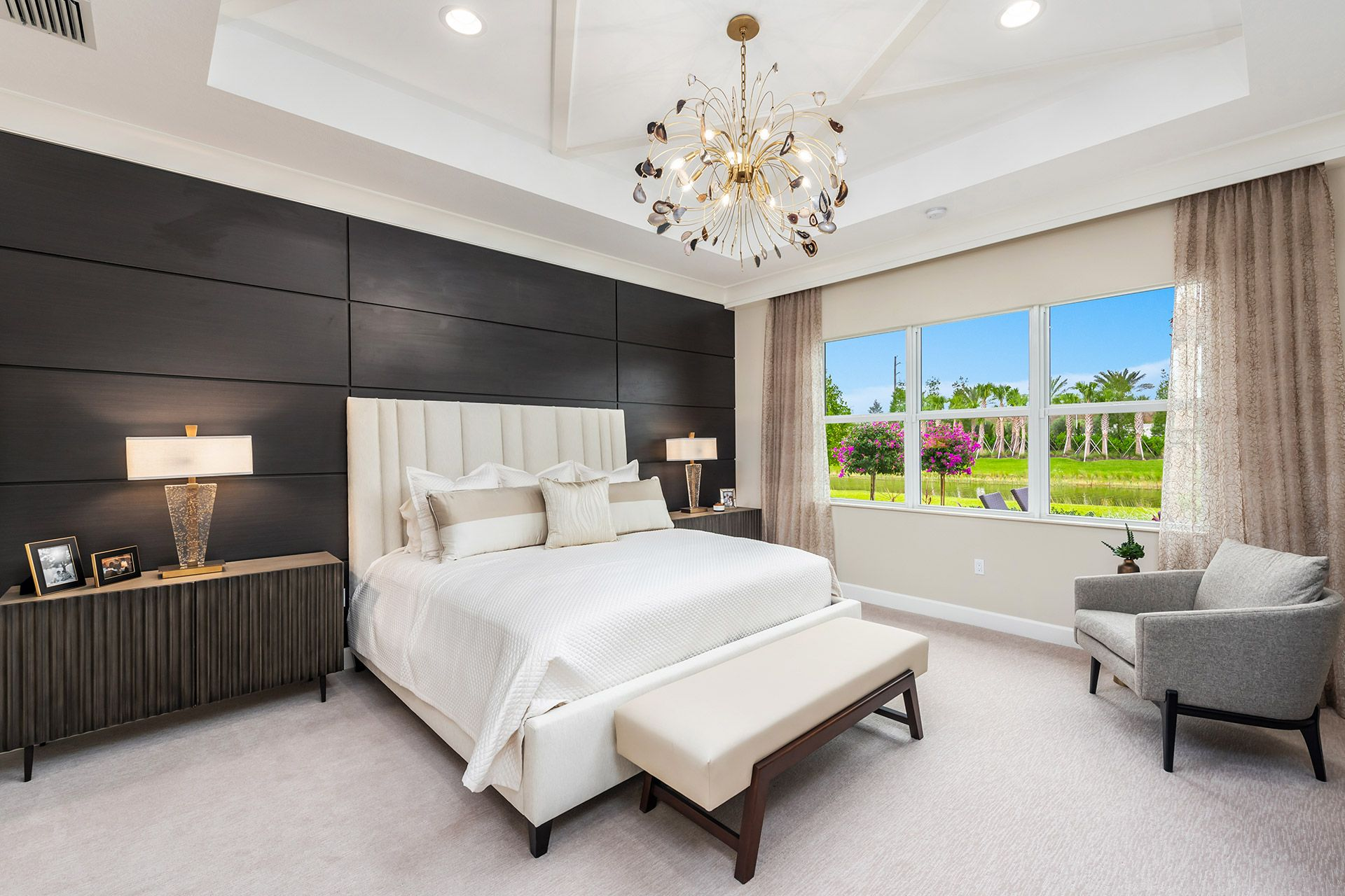 Bedroom featured in the Sunrise By GL Homes in Naples, FL