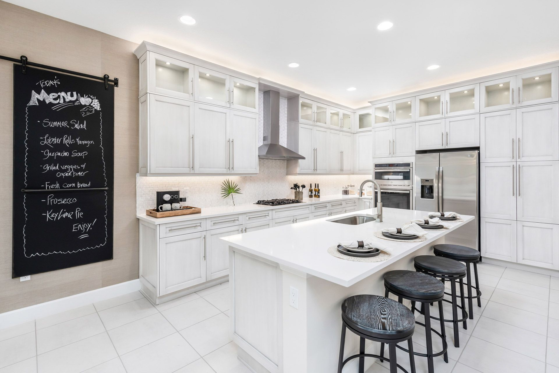 Kitchen featured in the Nautilus By GL Homes in Naples, FL