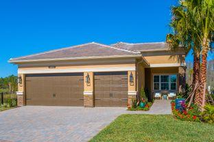 Laurel - Winding Ridge: Wesley Chapel, Florida - GL Homes