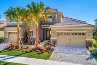 Amethyst - Winding Ridge: Wesley Chapel, Florida - GL Homes