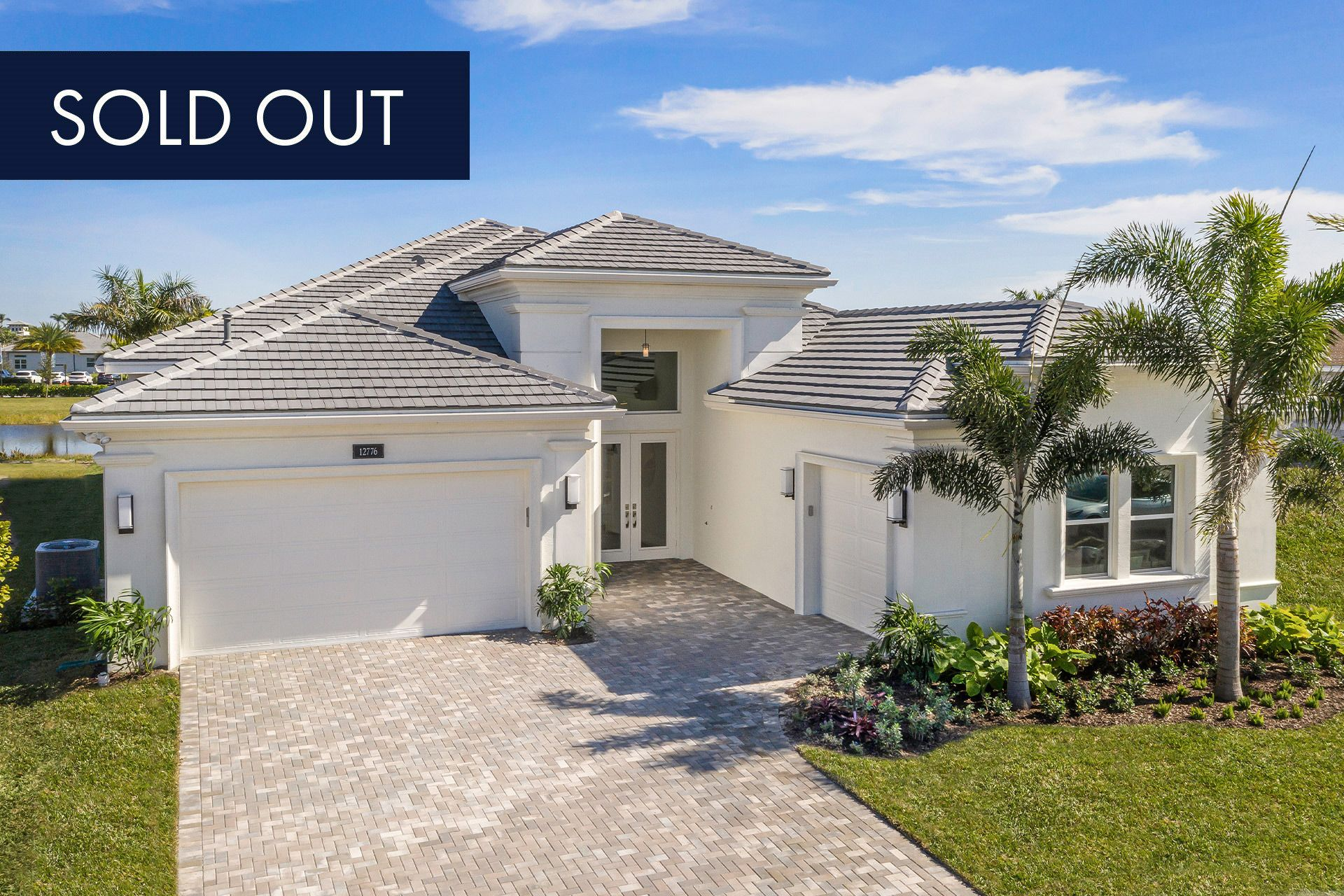 Exterior featured in the Carmel By GL Homes in Palm Beach County, FL